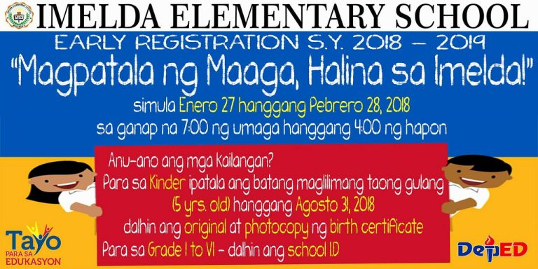 Imelda Elementary School Imelda Elementary School